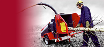 Hardmet Landforce wood chippers - wood chipper image