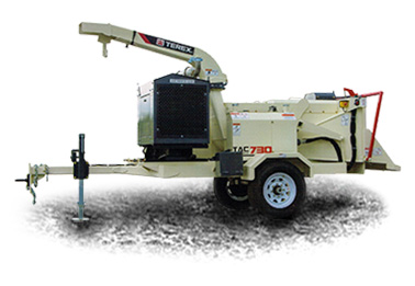Chip 730 Terex - wood chipper